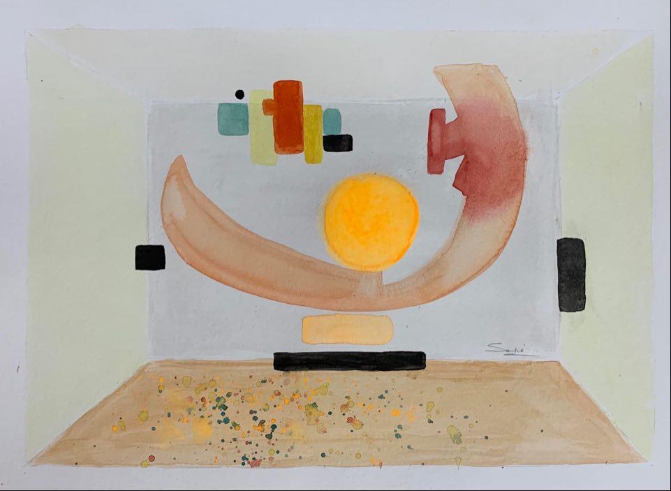 Soleil Levant (Sunrise)